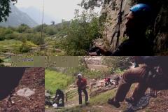 13/10/2014 - falesia del gruviera - Arnad (Ao)