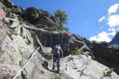 14/08/2016 Via ferrata al Torrione Porro (So)
