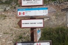 18/07/2015 Ferrata del Limbo al Mucrone - Oropa