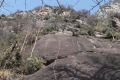 24/3/2012 - Placche di Bette - Via pelle di vipera
