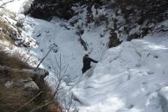 09/02/2013 Gressoney - Cascata Staller